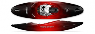 Cherry wave Sport Kayak