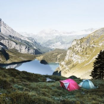 Wild Camping UK locations