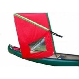 Canoe Sailing System Kit with Thwart