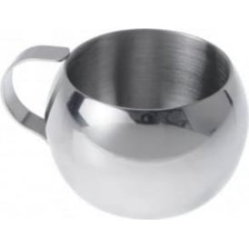 Glacier Stainless Double Wall Espresso Cup