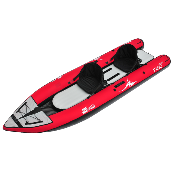 Pago Inflatable Kayak/ Sit-on-Top
