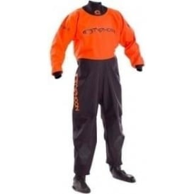 Junior 2017 Rookie Drysuit with Dry Latex Feet