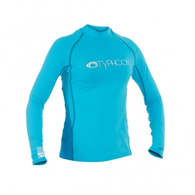Typhoon Long Sleeve Ladies Rash Vest