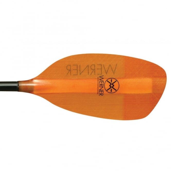 Werner Player Bent Carbon Glass Whitewater Paddle